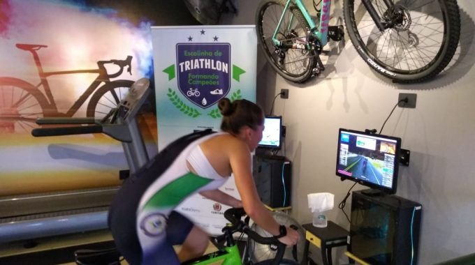 Escolinha De Triathlon Promove Duathlon Virtual
